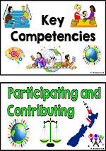 Key Competencies | Label Cards - 1