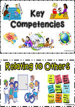 Key Competencies | Label Cards - 2