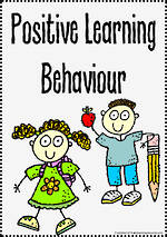 Positive Learning  Behaviour | Slogans and Labels