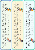 Foundation Handwriting | Letter Formation |  Cards | VIC PreCursive