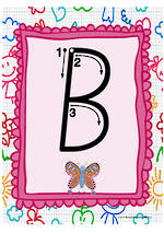 Year 1 Handwriting | Letter Formation | UPPERCASE | Colour Charts | SA Print