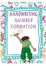 Year 1 Handwriting | Letter Formation | Number | Charts | QLD Print
