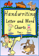 Year 1 Handwriting | Letter Formation | Letter - Word | VIC PreCursive