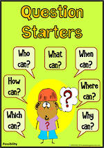 Question Starters | Inferential Questioning | Possibility