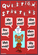 Question Starters | Inferential Questioning | Probability