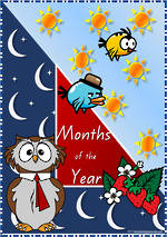 Months of the Year   QBeginner   Cards