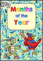 Months of the Year   Charts