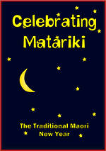 Matariki | Traditional Maori New Year | Vocab
