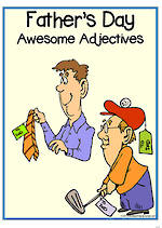Father's Day | Vocabulary | Cards