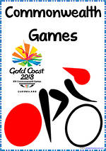 Gold Coast 2018 | Commonwealth Games | Cards | Vocab & Writing Ideas - Set 2
