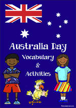 Australia Day | Class Activities