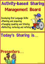 Activity-Based Sharing | Classroom Management