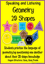 Mathematical  | Geometry | 2D Shapes | Quiz