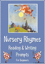 Nursery Rhymes | Reading and  Writing Prompts | For Beginners
