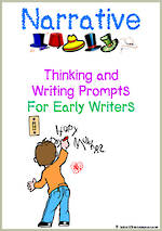 Narrative   Critical & Creative Thinking   Writing Prompts   Early Writers
