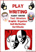 Play Writing |  | Text Structure | Self-Reflection | Fluent Writer