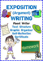 Exposition (Argument) Writing | Text Structure | Self-Reflection | Fluent Writer