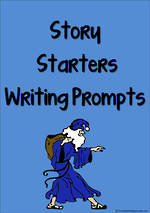 Story Starters | Writing Prompt | Cards