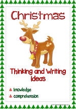 Christmas | Critical & Creative Thinking | Writing Prompts | 1