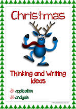 Christmas | Critical & Creative Thinking | Writing Prompts | 2