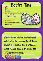 Easter | Reading and Writing Prompt