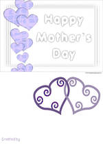 Mother's Day | Card | Writing Prompt
