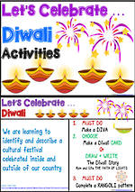 Diwali | Activities | Management | Charts