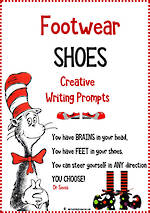 Footwear | Shoes | Creative Writing Prompts