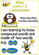 Reading Progressions | Levels 6,7,8 | Learning Intentions