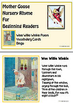 Mother Goose | Wee Willie Winkie | Emergent Readers