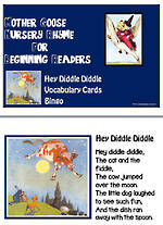 Mother Goose | Hey Diddle Diddle | Emergent Readers