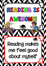 Reading Is Awesome | Making Connections | Level 1