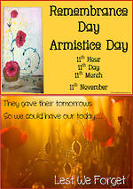 Remembrance Day | Armistice Day | Posters
