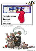 Christmas | The Night Before Christmas | Classic Poem
