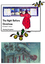 Christmas | The Night Before Christmas | Classic Poem & Activities