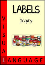 Visual Language | Label | Inquiry