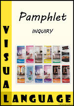 Visual Language | Pamphlet | Inquiry