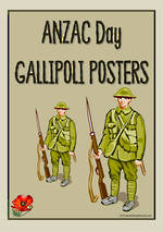 Interpreting | Gallipoli Campaign | Posters