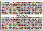 World Flags | Poster