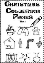 Christmas | Colouring Pages | Card Making | Writing Prompt | Set 1