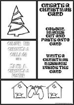 Christmas | Colouring | Collage | Poster | Card Making | Writing Prompt | Set 2