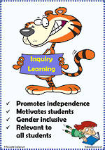 Inquiry Based Learning | Promotes Independence