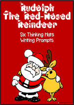 Christmas | Rudolph the Red-Nosed Reindeer | Critical & Creative Thinking | Writing Prompts
