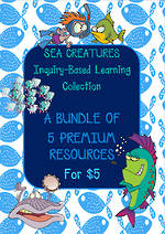 Sea Creatures | Inquiry | BUNDLE