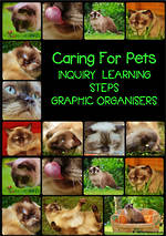 Caring for Pets | Inquiry | Steps & Templates