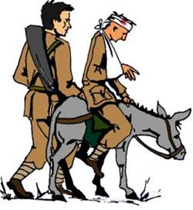 simpson and donkey | ANZAC Day | ABC Teaching Resources