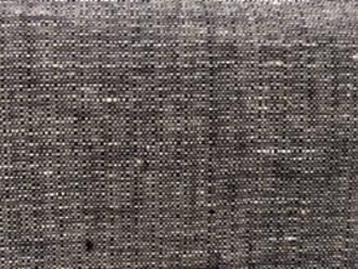 dark grey twill linen