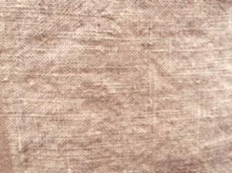 biscuit crumpled linen - 270cm wide