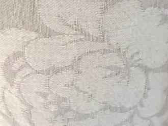 jacquard woven linen