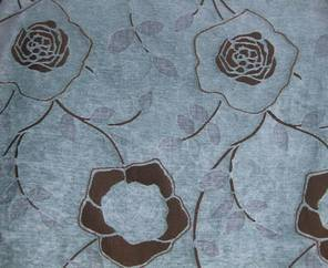 Rose Chenille Teal